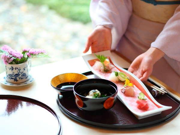 和食堂「山里」料理例 ※イメージ