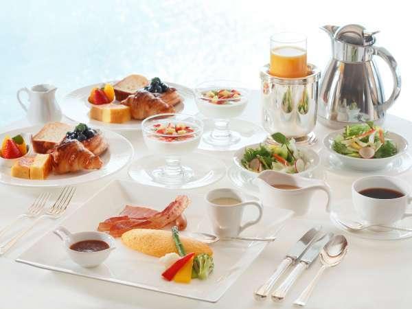 30周年ルームサービス朝食