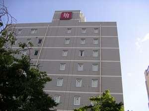 上田第一ホテルの外観