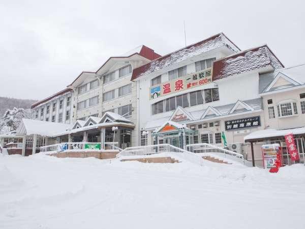 池の平白樺高原ホテルの外観