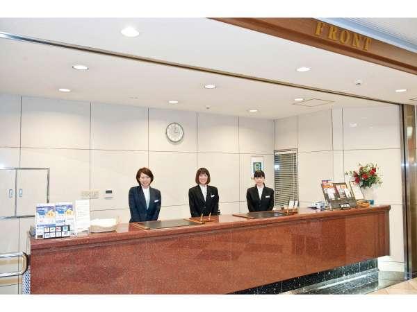 ホテルユニサイト仙台の外観