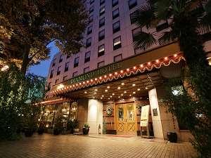 ダイヤモンドホテルの外観