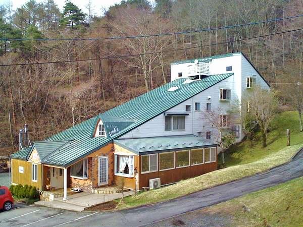 ペンション&貸別荘 ステップハウスの外観