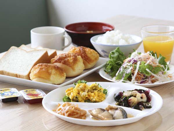 朝食画像 ※イメージ メニューは日替わりとなります