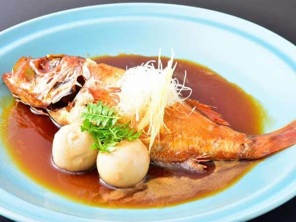 【のどぐろ】お一人に1匹!!高級魚のどぐろ煮付と海鮮炭火焼プラン☆期間限定☆
