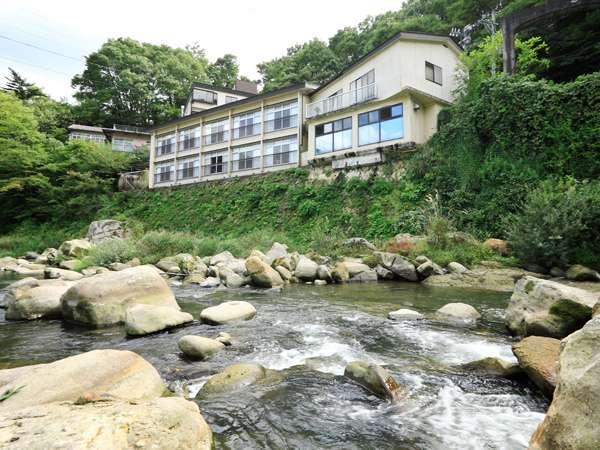 穴原温泉 ペットと泊まれる宿 おきな旅館