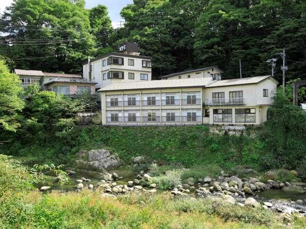 能と謡の宿 おきな旅館