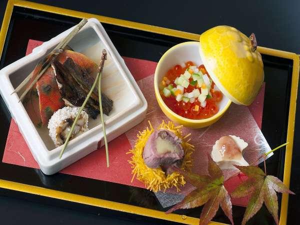 【京懐石 螢】松茸をたっぷり満喫できる懐石ディナー付 宿泊プラン