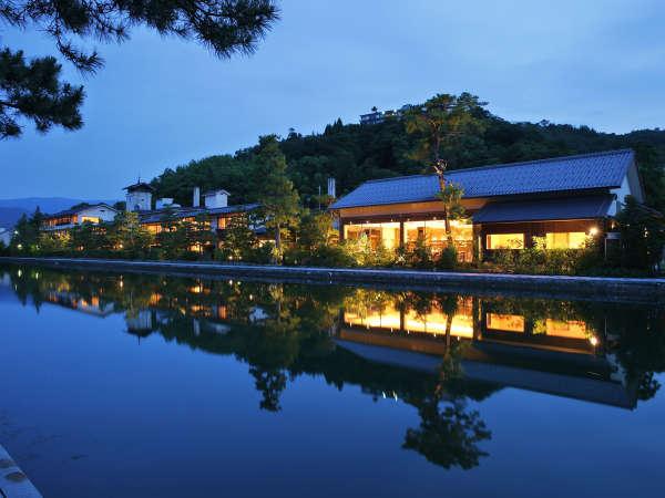 文珠荘の外観