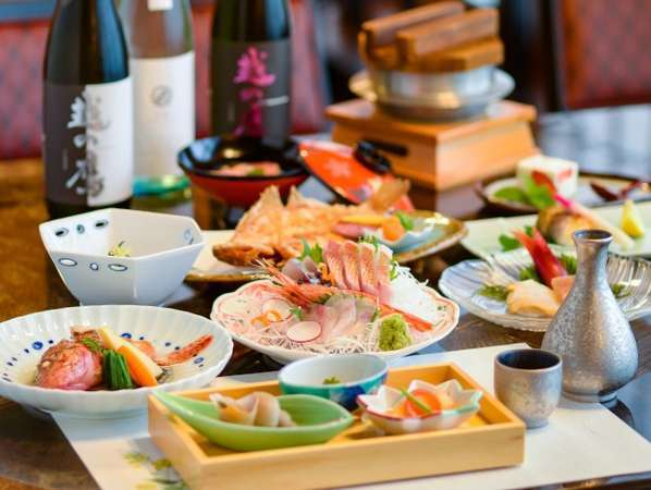 ★ いそやスタイル海鮮料理 <スタンダード・標準>プラン