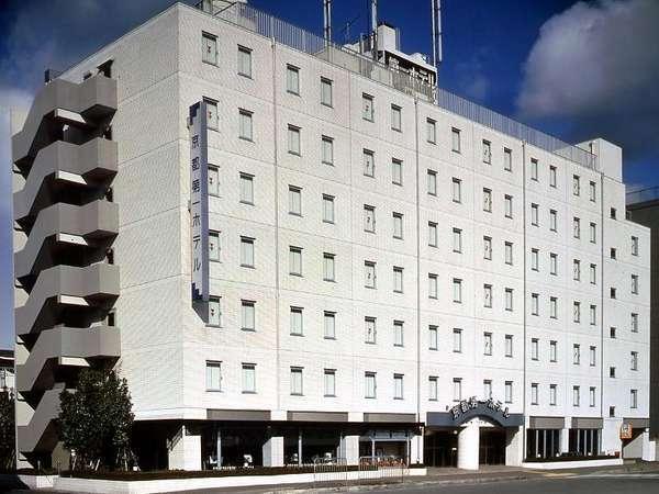 京都第一ホテルの外観