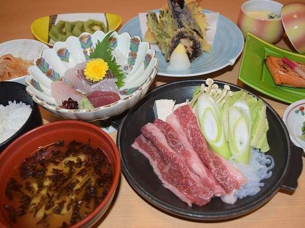 【★松★】調理長オススメ! うめぞ〜!つきみ御膳【松】