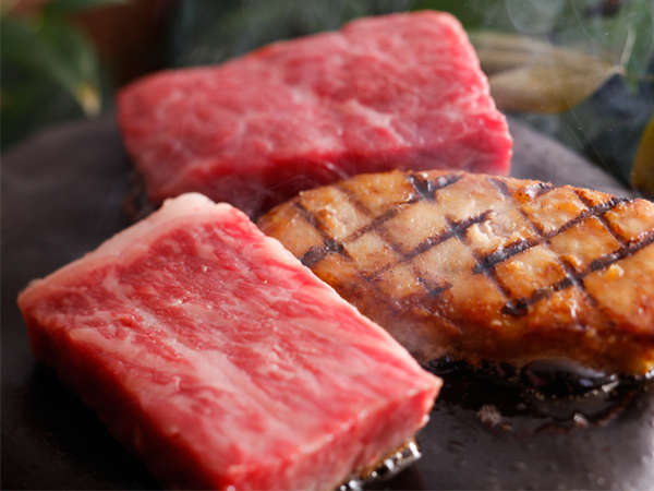 【50歳からのじゃらん】こだわりの逸品〜A5等級「讃岐牛ステーキ」付き量控えめ会席