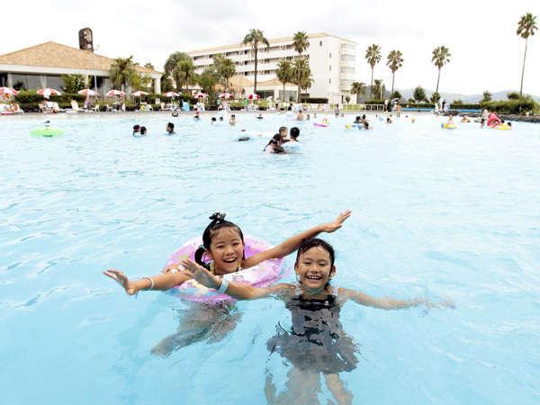 【夏休み★訳あり】嬉しいプール2日間無料!ファミリーに嬉しい<和洋バイキング>