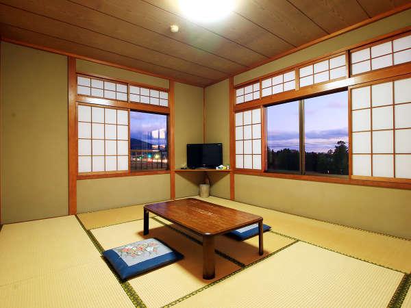 【客室10畳】客室は4畳半~10畳まで多数あります