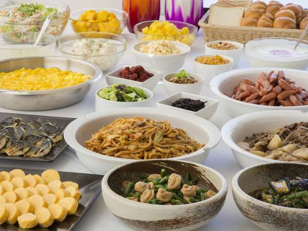 朝食『エコモニ』
