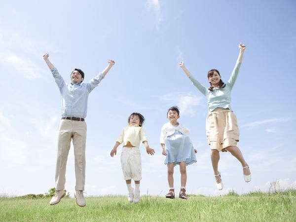 【お子様半額☆】お子様には夕食時特典付き♪ご夕食は旬の彩会席「森の風鶯宿ファミリープラン!」