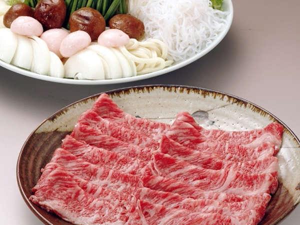 【スタンダード】お部屋食★温泉と伊賀牛すき焼き♪