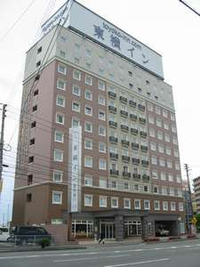 東横イン新山口駅新幹線口の外観