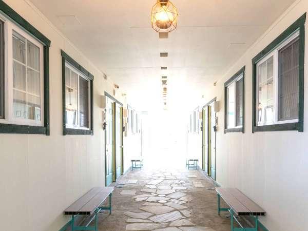 ・施設廊下