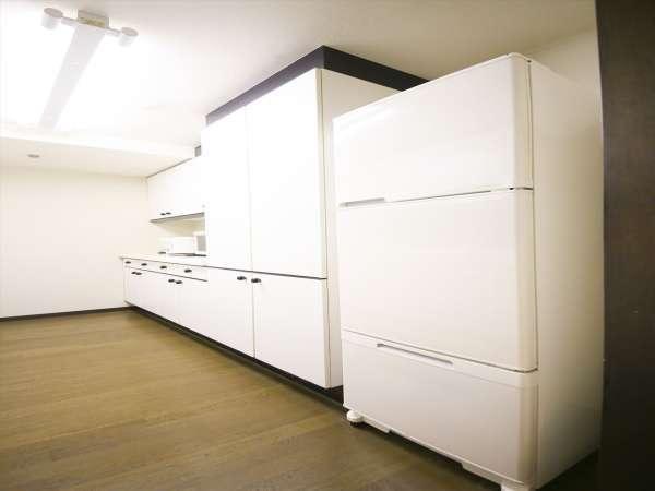 ★お部屋のキッチン&冷蔵庫