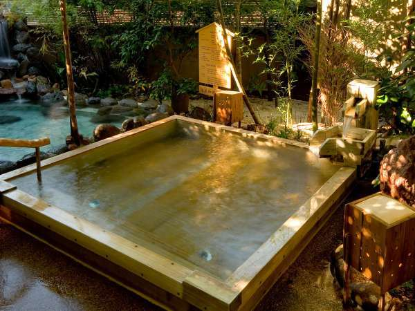 ★『天空の湯』露天風呂