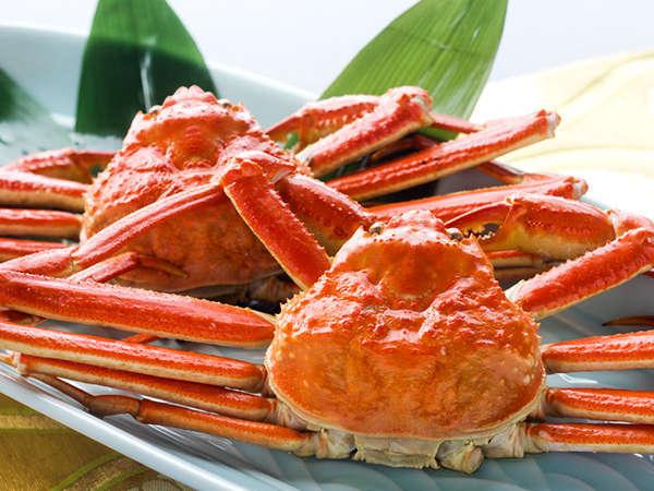 """≪迷ったらコレ!≫""""蟹の定番メニュー""""が勢ぞろい♪たっぷり蟹を3杯『カニカニコース』004"""