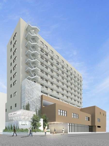 hotel it.osaka shinmachi