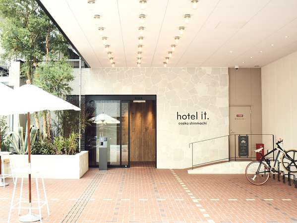 hotel it.osakashinmachi
