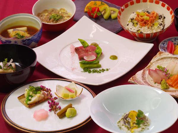 【彩】料亭旅館『御花』の「味」と「おもてなし」をもっと身近に…