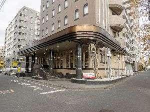 藤沢ホテルの外観