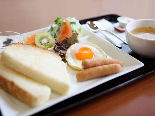 【洋朝食】ビジネスに!手軽な洋朝食を食べてお仕事に