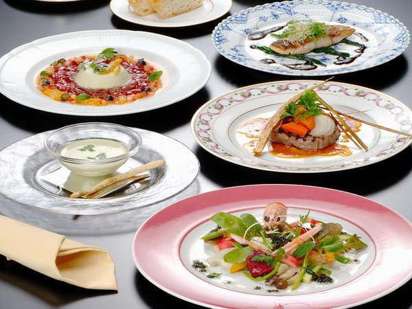 【クレセントRegular】迷ったらコレ!自然豊かな秋保リゾートに包まれて…自慢のフランス料理を楽しむ♪