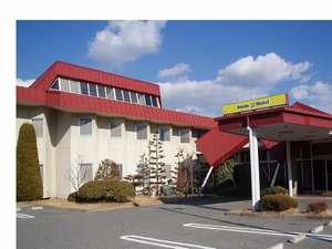 スマイルホテル松本の外観
