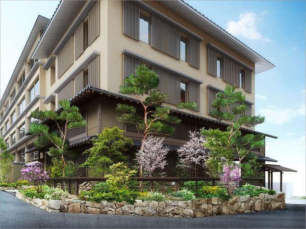 ホテル ザ セレスティン京都祇園(2017年9月7日オープン)