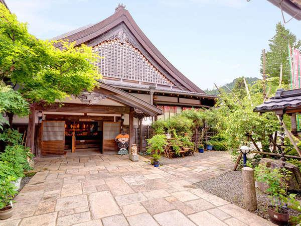 熊谷寺の外観
