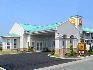 ファミリーロッジ旅籠屋・浜名湖店の外観