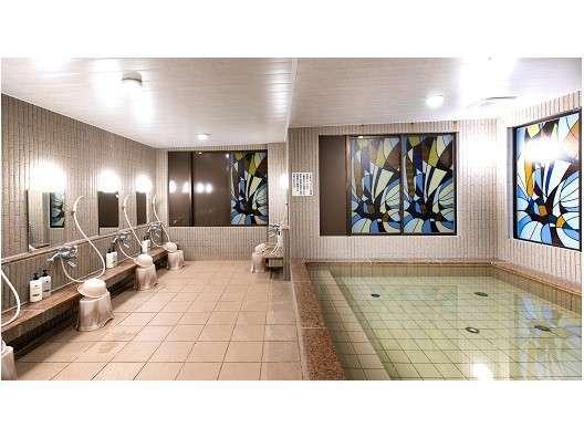 男性専用大浴場1