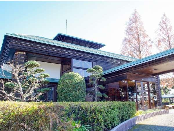 静岡県立森林公園 森の家
