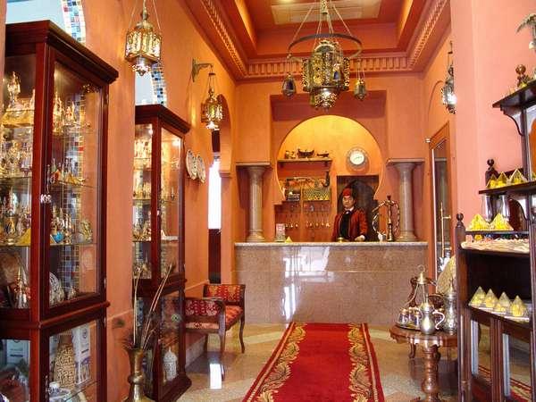 【QUO1000付】出張でアラビアを体験♪シンプルステイプラン<食事無し>ビジネス・エコノミープラン・禁煙