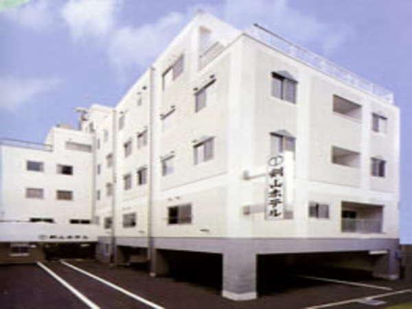 剣山ホテルの外観