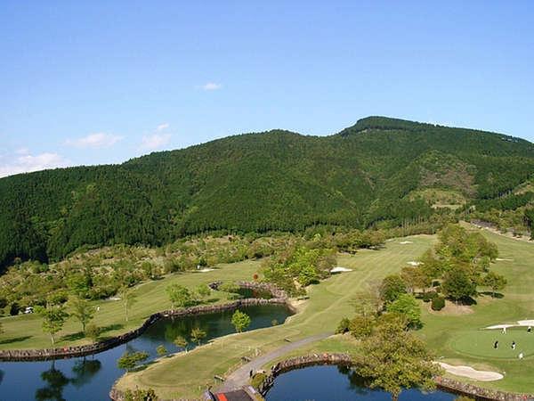 *風林火山で有名な白鳥山をご覧いただけます!