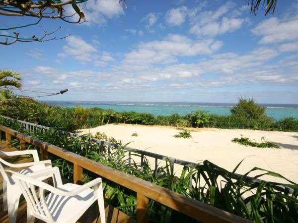 【ベーシックプラン】〜-海辺の隠れ家-長浜ビーチリゾート海音KANON〜【朝食付】