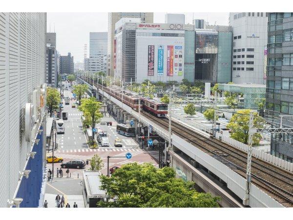 京急EXイン京急川崎駅前