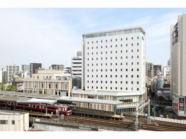 京急EXイン 京急川崎駅前