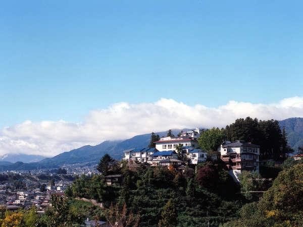 天空の城三宜亭本館