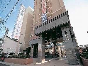 東横イン八戸駅前の外観