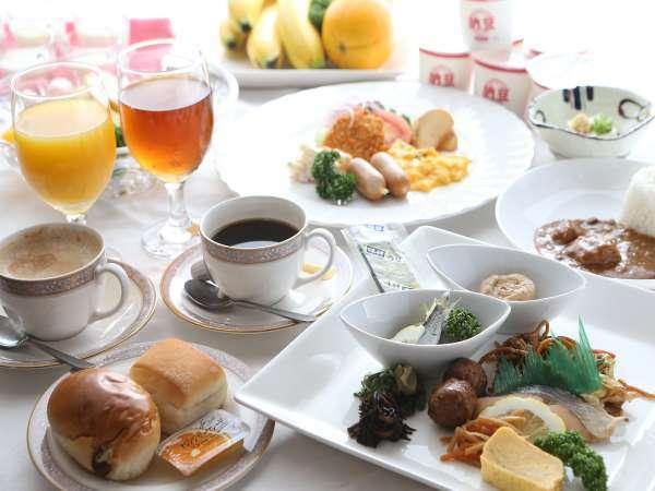 【朝食バイキング付】■岡山名物・ままかりが人気!約30種類の和洋バイキング■イオンモールまで徒歩2分★