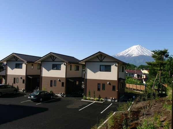 初冬の富士山10月上旬