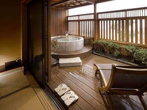 【最上級のおもてなし】眺望最高露天風呂付客室プラン